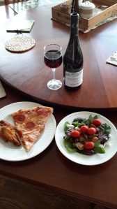 Friday night is pizza night, add a Barbera and make it great.